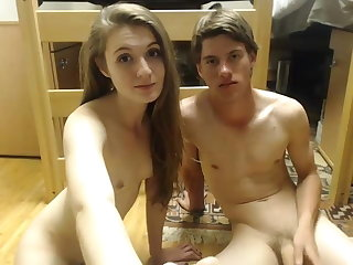 Amazing Teen Fuck-fest and Swallow